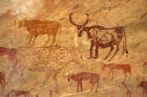 Sahara Rock Art (Lybia)