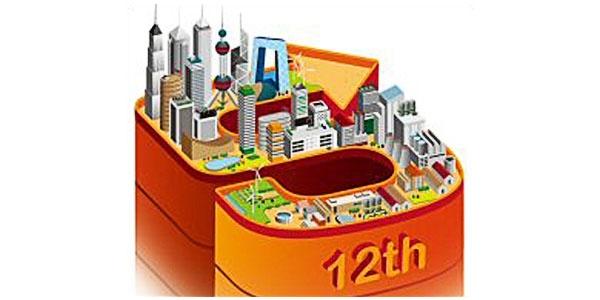 Kina 12 petogodišnji plan