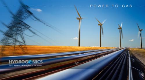 Power-to-Gas-Hydrogenics