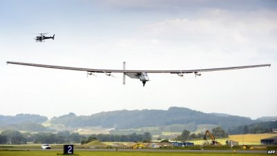 Solar impulse (avion)