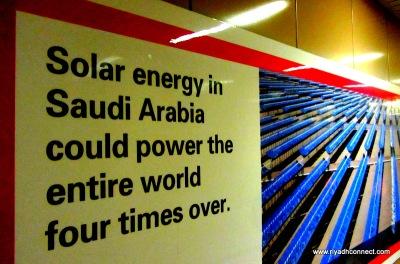 Saudijska Arabija solar - 4x