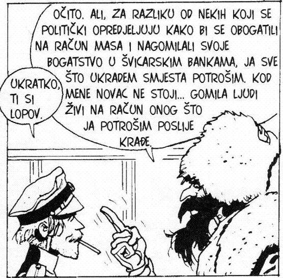 Rasputin o ekonomiji