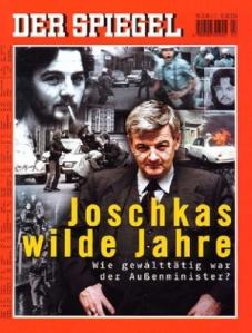 Spiegel 2-2001 J Fischer 1968-2001
