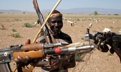 Kenija - klimatski ratnici (Guradian)
