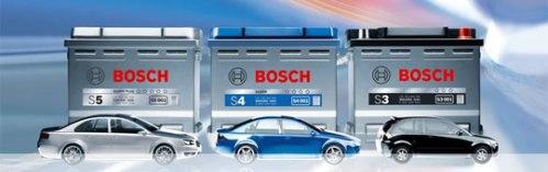 BOSCH Bateries