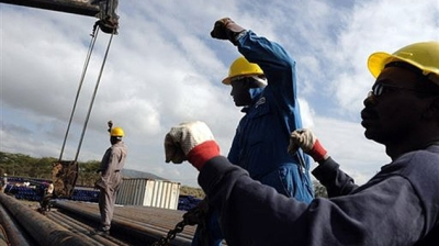 Kenija- gradnja geotermalne elektrane
