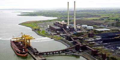Moneypoint termoelektrana u Irskoj