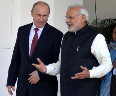 Putin i Modi (2014)