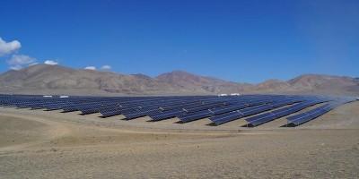 Solarna elektrana Koš-Agaški u Rusiji