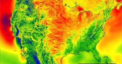 Sunce i vjetar u SAD