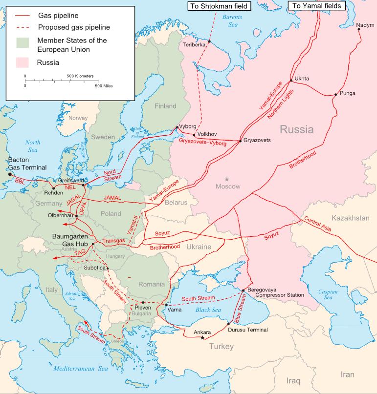 ruski-plinovodi-u-europu