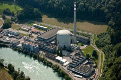 Muehleberg NE Švicarska